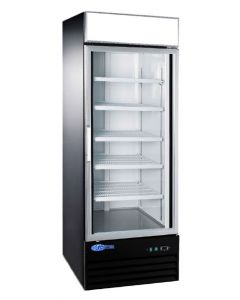 "Freezer, 32"", Reach-in, 1x Glass Door"